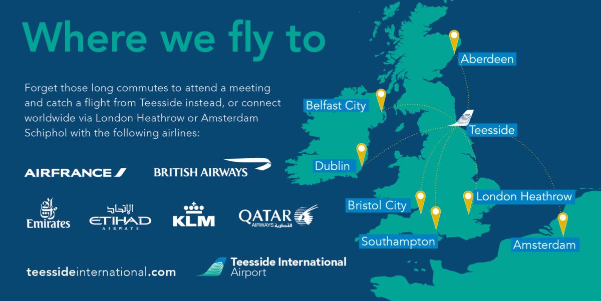 Teesside International Airpor