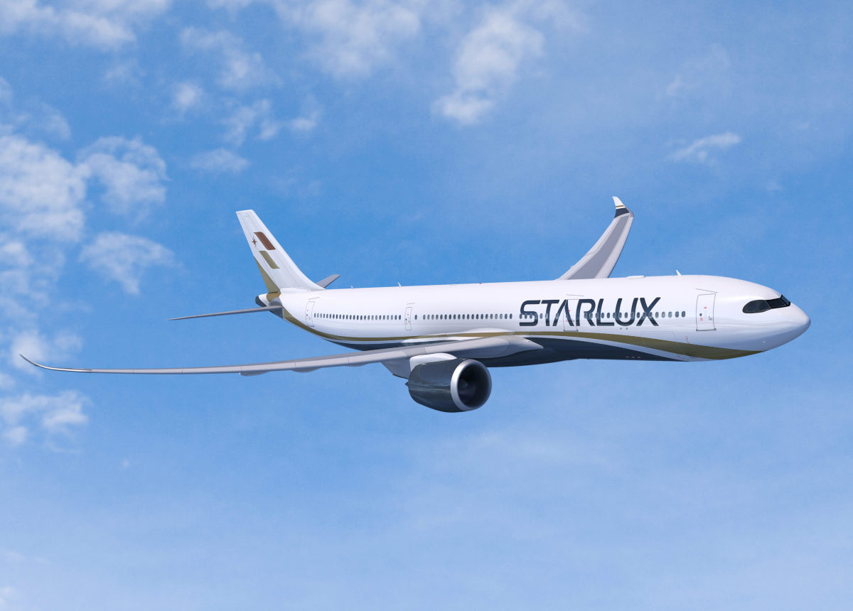 When Will Starlux Airlines Take Its First Airbus A330neo?