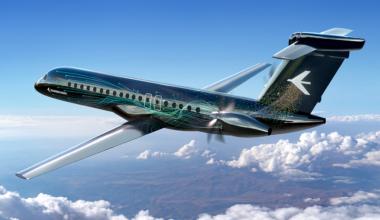 Embraer turboprop