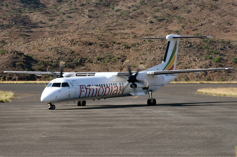 Ethiopian_Airlines_De_Havilland_Canada_DHC-8-402Q_Dash_8_Stehmann-2
