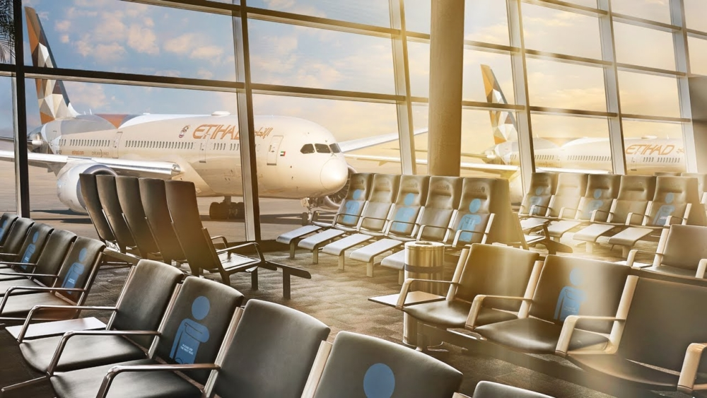 Etihad Airport