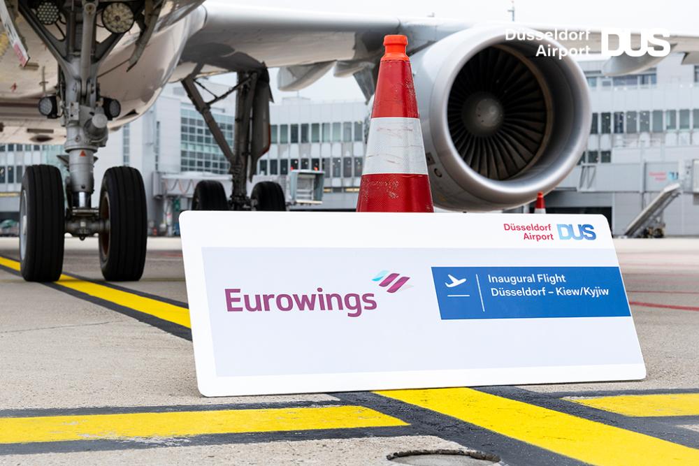 Eurowings DUS-KBP