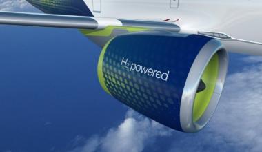 Hydrogen Airbus
