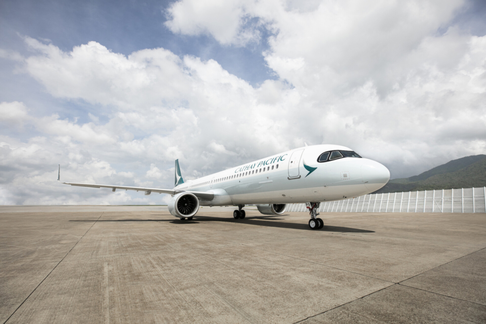 A321neo cathay pacific