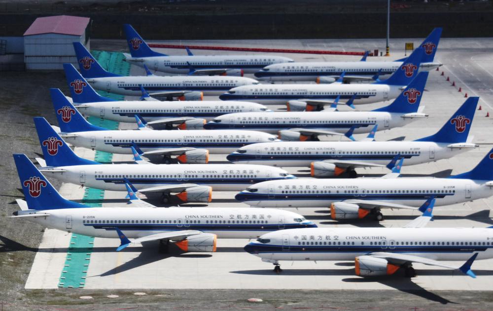 737 MAX China