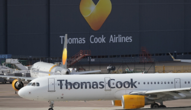 Travel Firm Thomas Cook Ceases Trading, Canceling Flights And Holidays