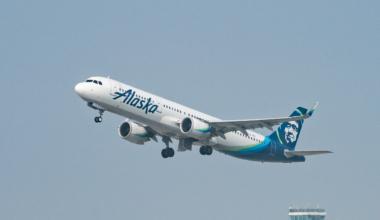 Alaska Airbus A321neo