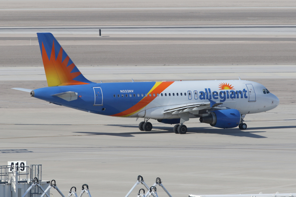 Allegiant Air To End Cleveland Hopkins Airport Services