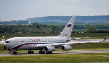 Ilyushin Il-96 Getty