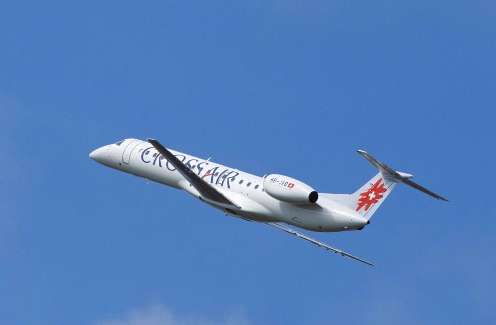 Crossair Embraer ERJ 145