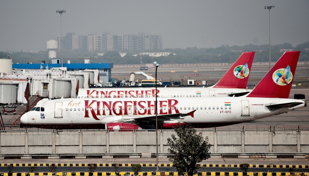 Which Aircraft Did Kingfisher Airlines Operate?