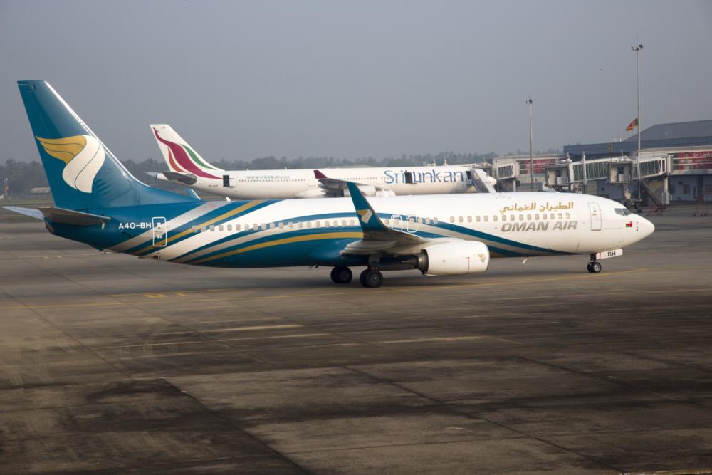 Boeing 737 Getty