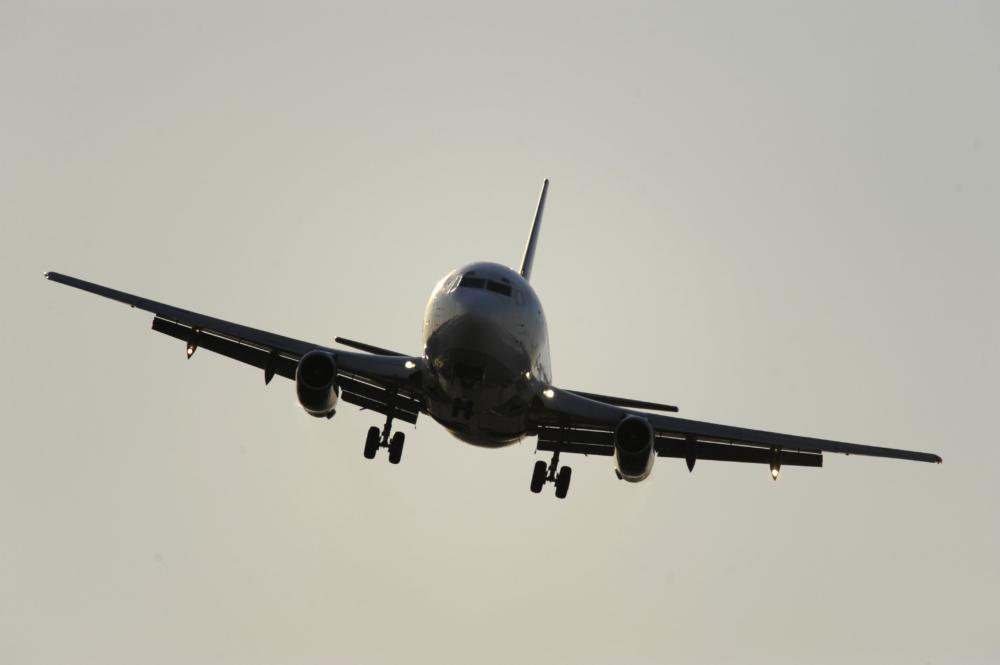 Aerolineas Argentinas' Boing 737-200 pre