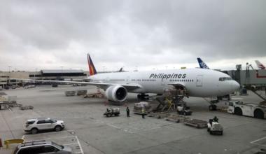 Philippine Airlines Boeing 777 Getty
