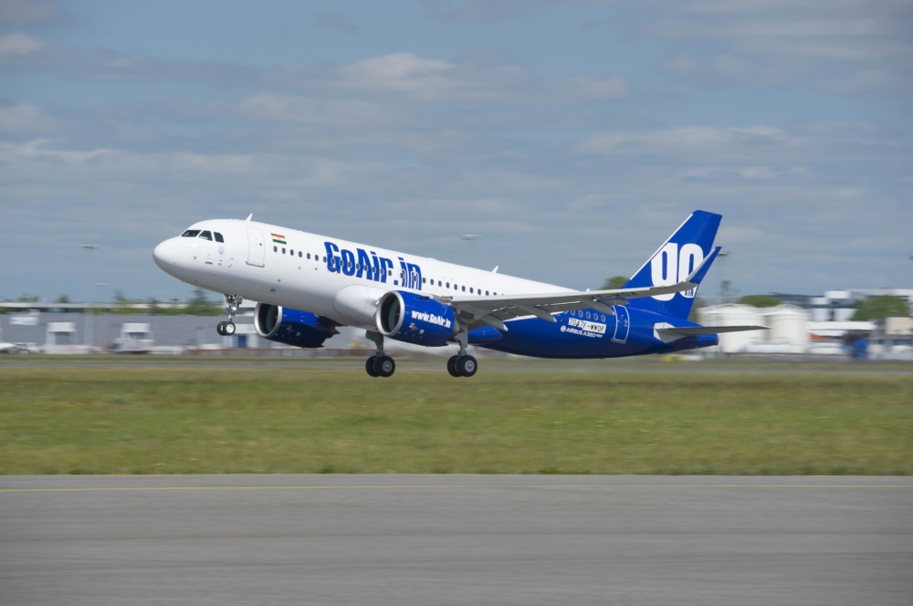 Go First A320neo