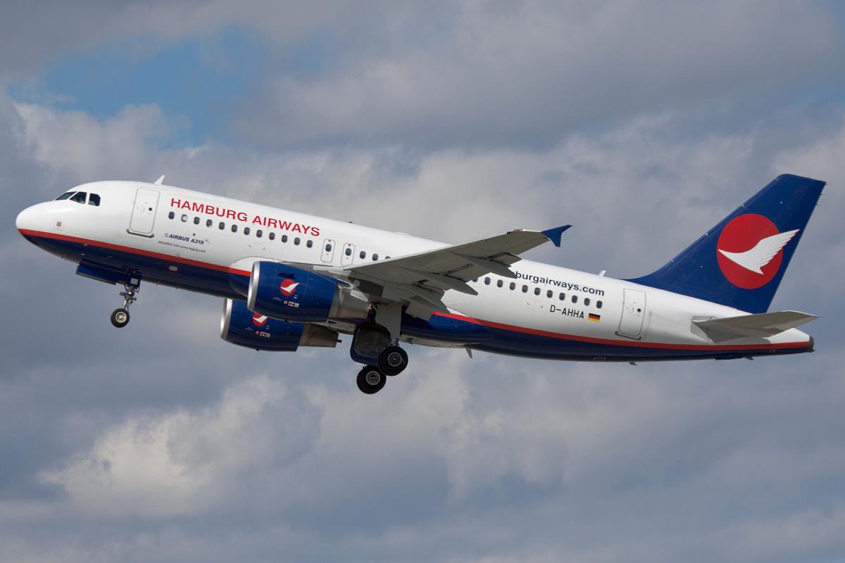 Hamburg Airways