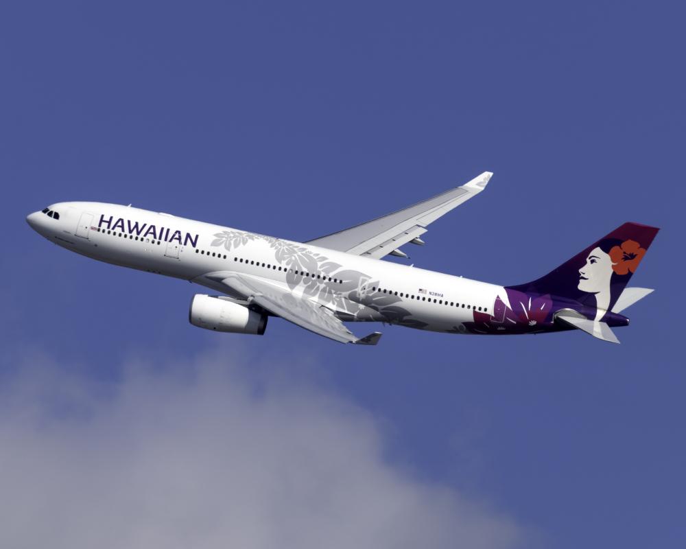 Hawaiian Airbus A330-200