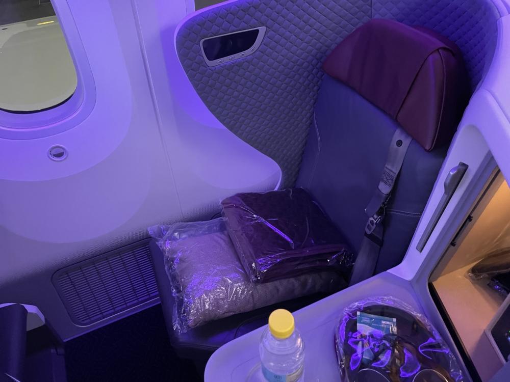 Vistara 787-9 Business Class