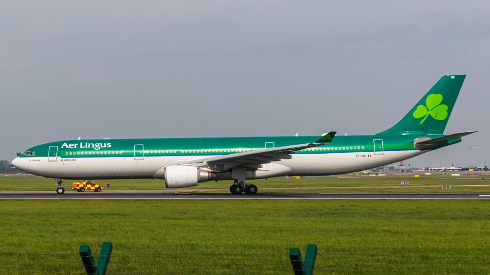 Aer Lingus A330-300 EI-FNG