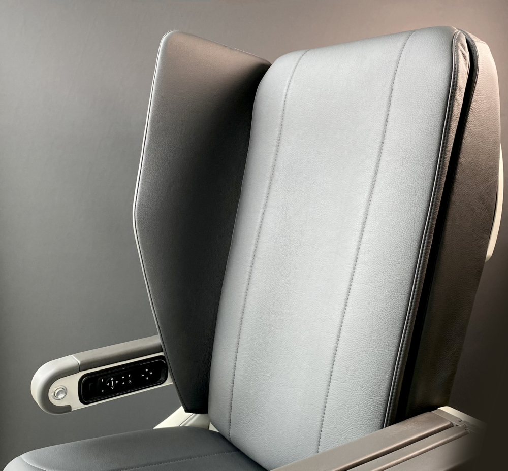 Safran Interspace seat concept