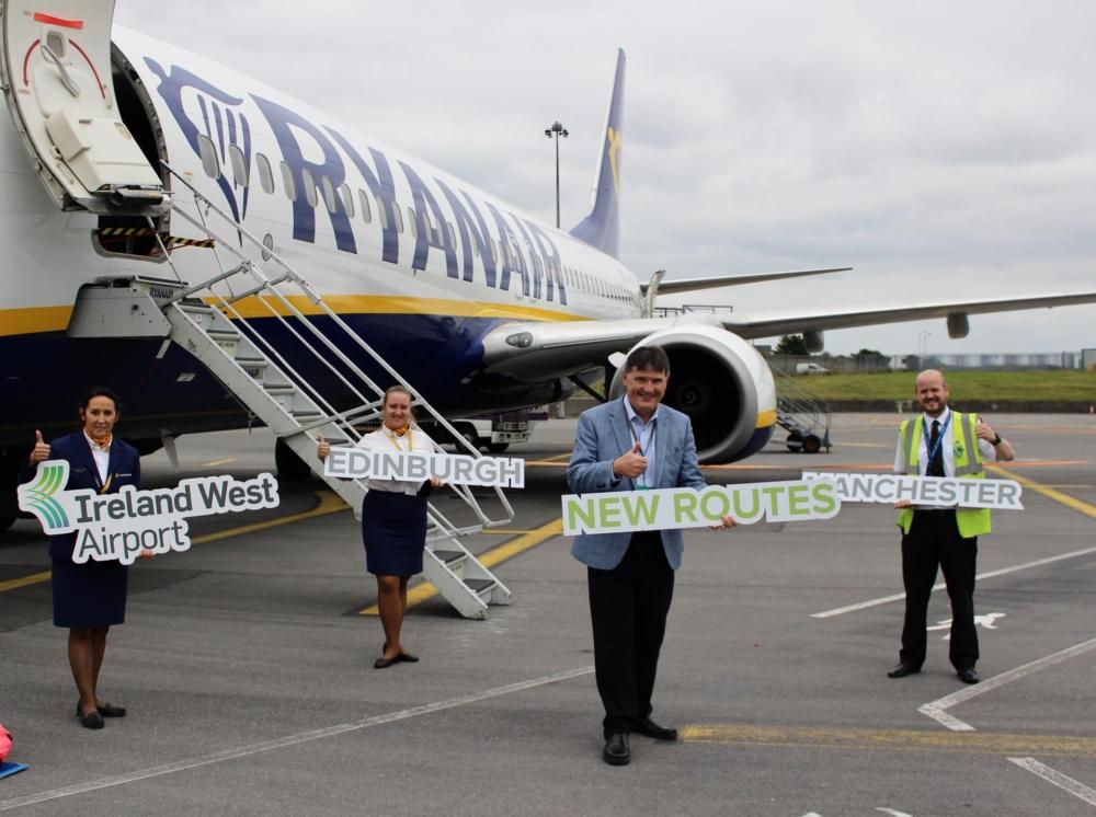 Ireland West Ryanair