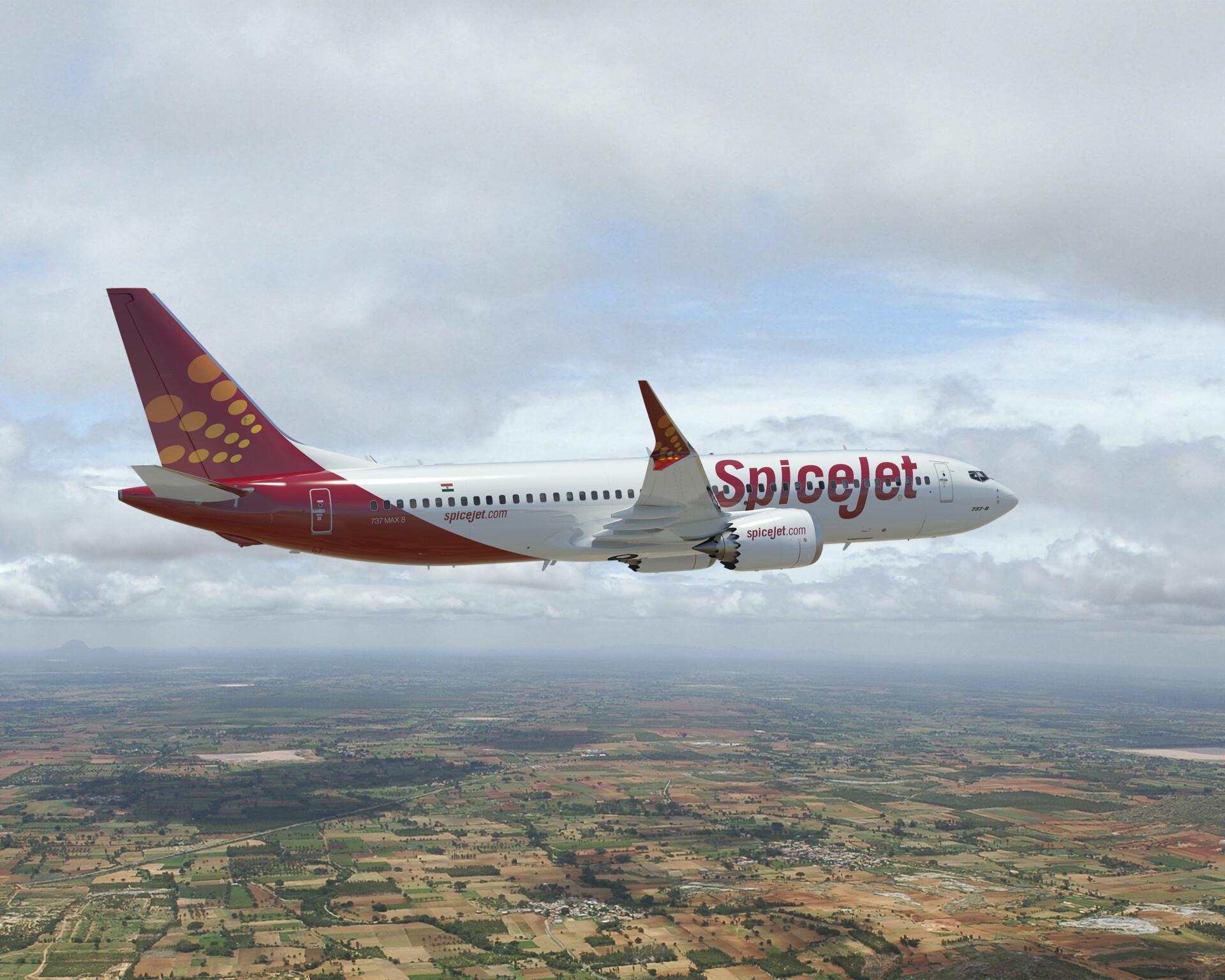 SpiceJet Sets October Date For Boeing 737 MAX Return