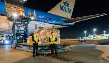 KLM combi