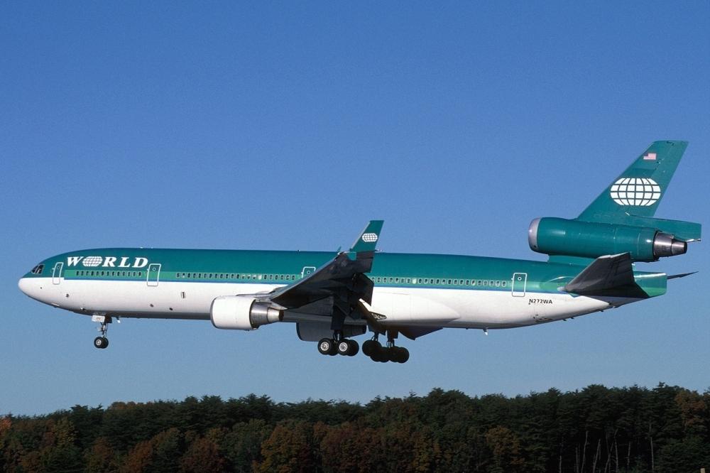 Aer Lingus World Airways MD-11