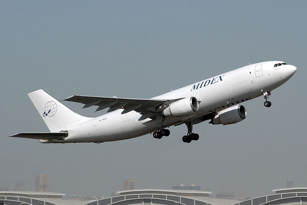 MidEx Airlines Airbus A300