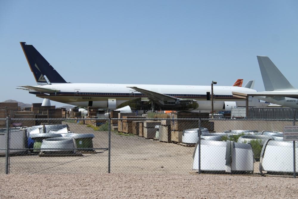 SIA 777 scrapped