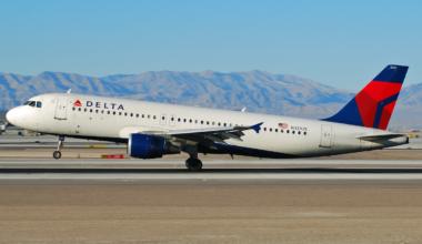 Delta A320ceo