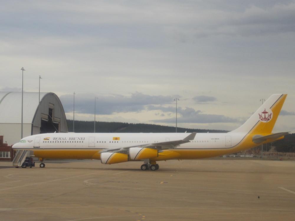 Brunei A340