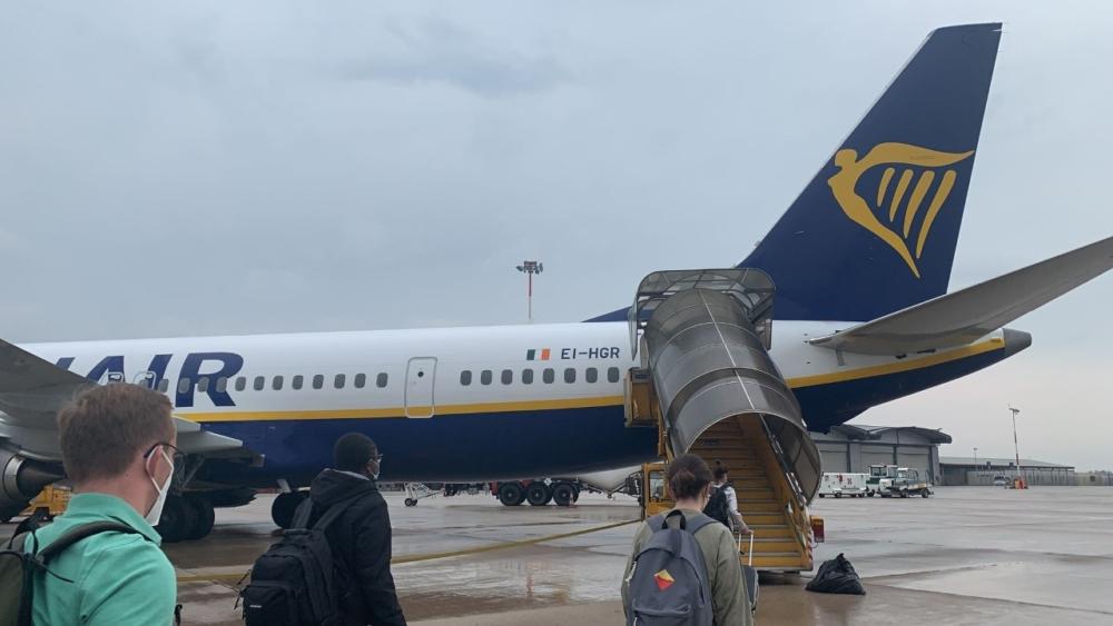 Ryanair MAX