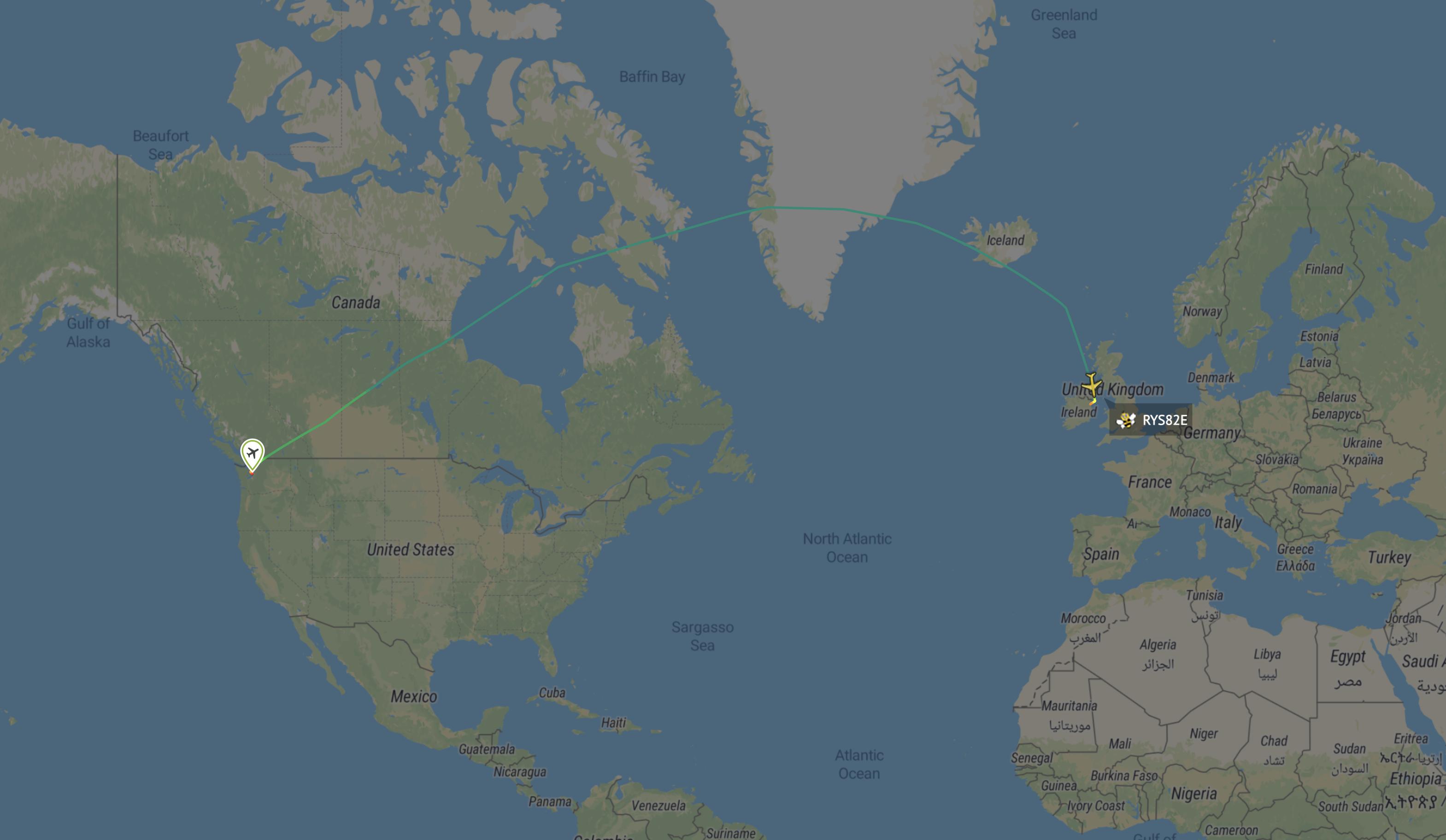Ryanair, Buzz, Boeing 737 MAX