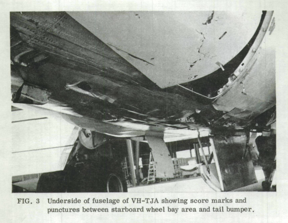 Sydney aircraft accident