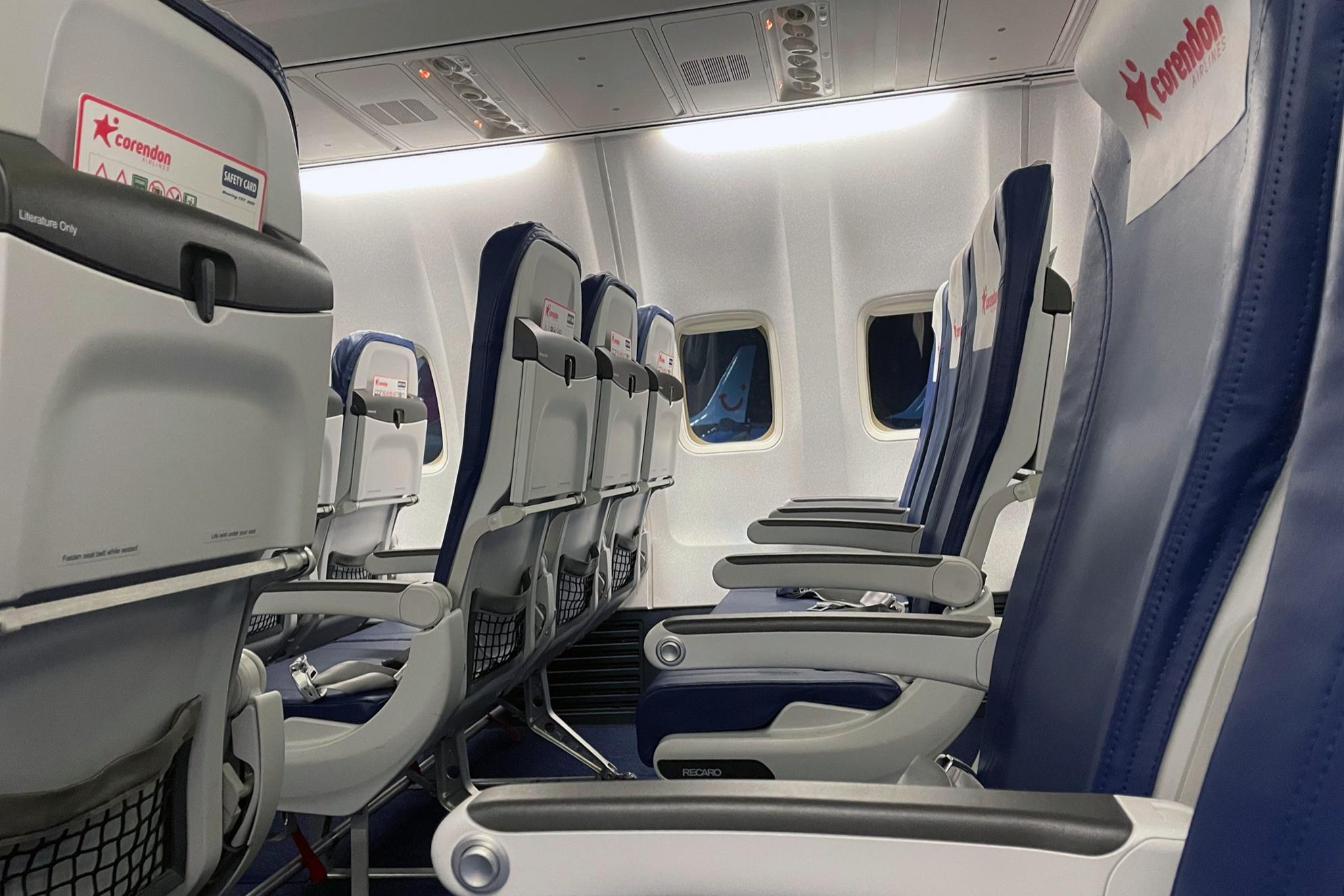 Corendon Airlines, Boeing 737, Flight Review