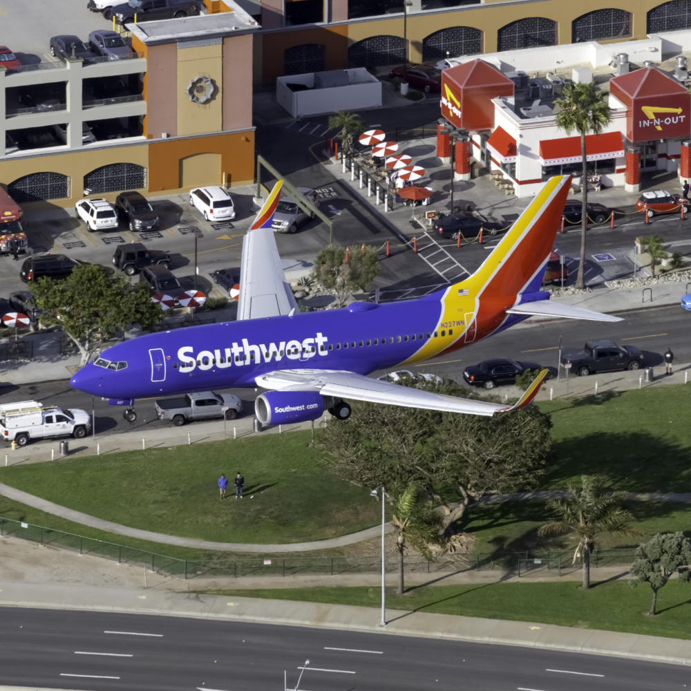 Southwest B737