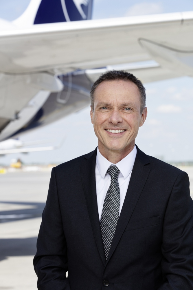 Steffen Harbarth – Who Is Air Dolomiti's New CEO?