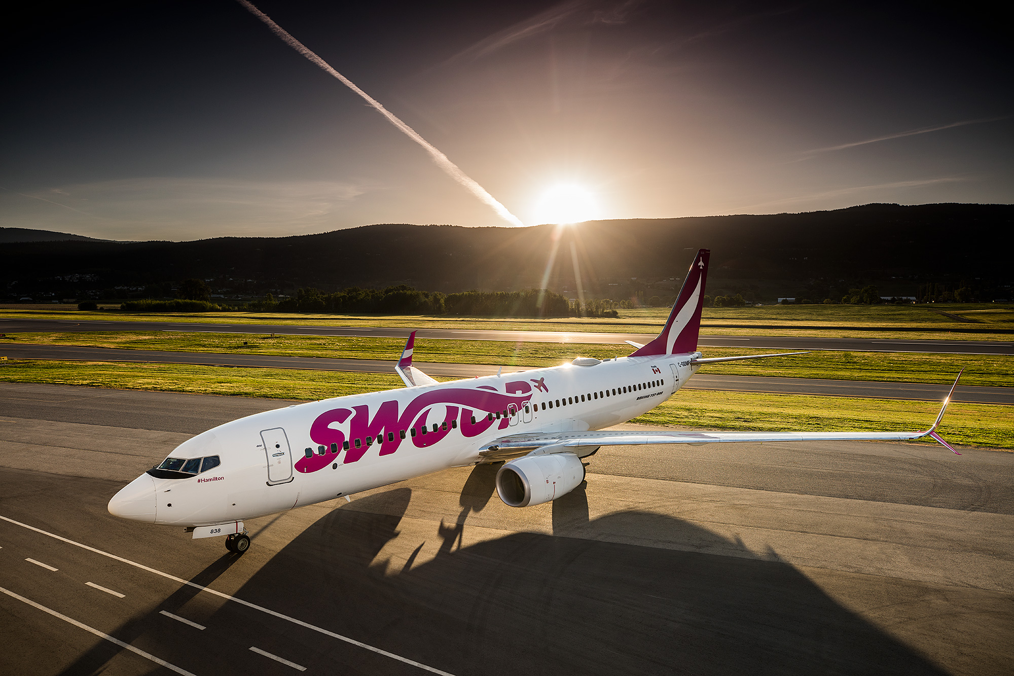 Canada's Swoop Eyes Two More International Routes This Winter