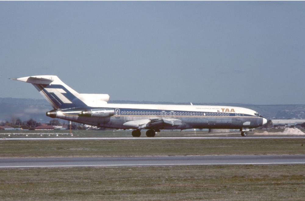 Trans Australia 727