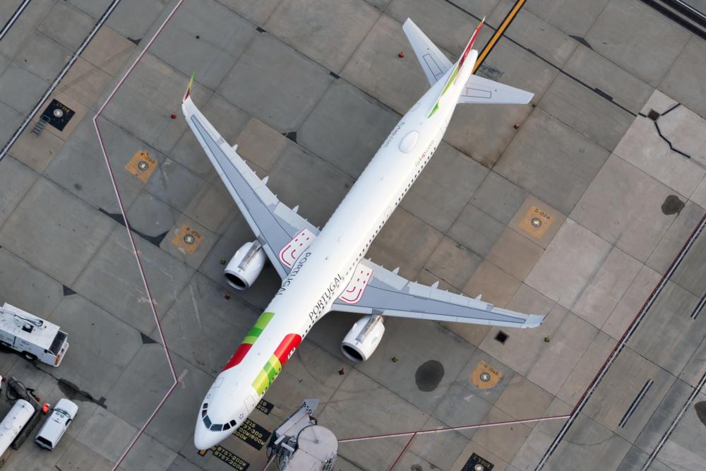 TAP Air Portugal Airbus A321
