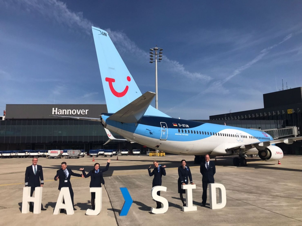 TUI fly to Cape Verde (1)