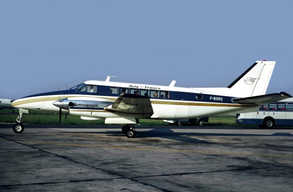 Beechcraft Model 99