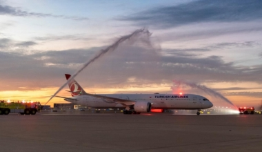 Turkish Airlines to Dallas