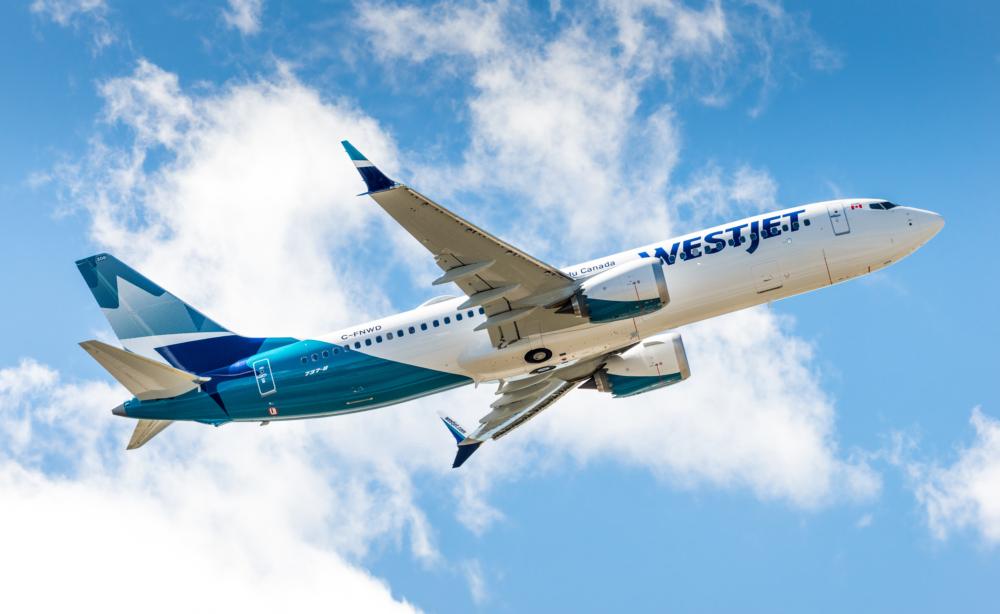 WestJet B737 MAX