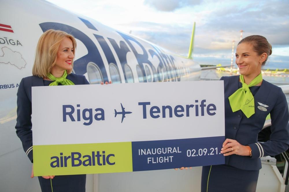 airBaltic RIX-TFS