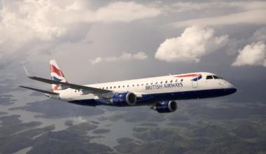 British Airways E190