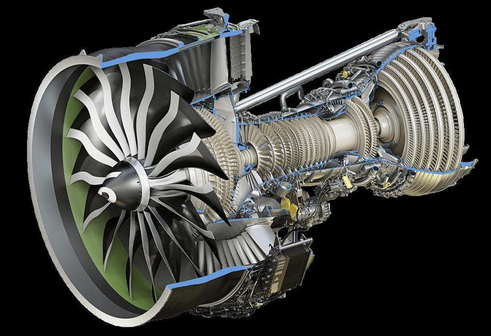 engine GE9X