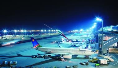 Night flights, Curfew, Airport Noise