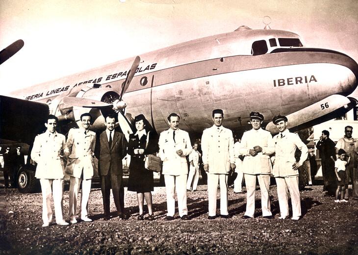 Iberia DC-4